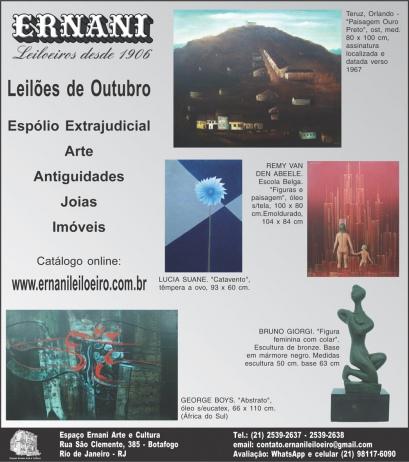 GRANDE LEILÃO DE JÓIAS